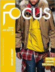 Fashion Focus Man Sport Street Subscription - 2 iss/yr (formerly Close-Up)