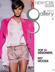 Fashion Gallery New York Subscription 2 iss/yr (formerly Close-Up Runway)