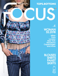 Fashion Focus Woman Tops and Bottoms Subscription 2 iss/yr (formerly Close-Up)