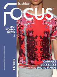 Fashion Focus T-Shirt Woman+Man 2 iss/yr Subscription (Formerly Close-Up)