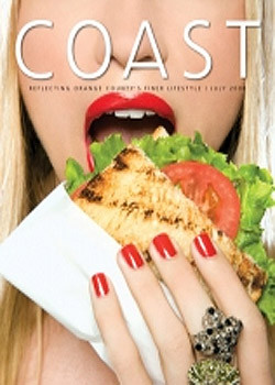Coast Magazine Subscription (US) - 12 iss/yr