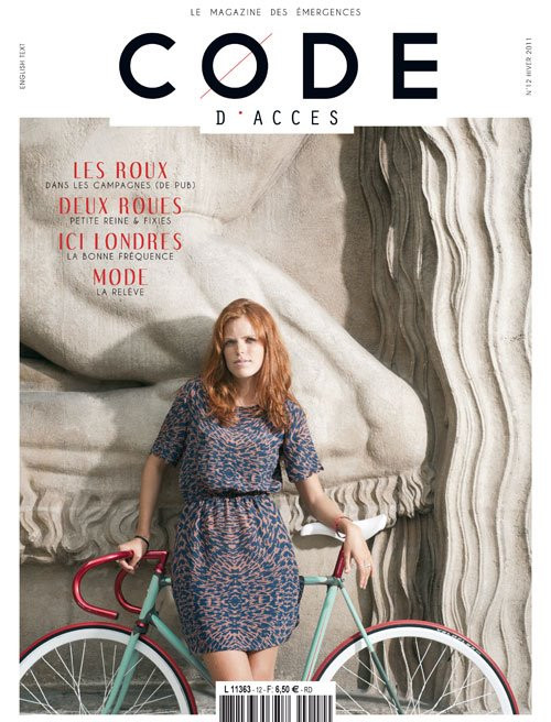 Code D'Acces Magazine Subscription (France) - 4 iss/yr