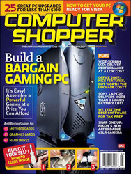 Computer Shopper Magazine Subscription (US) - 12 iss/yr
