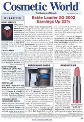 Cosmetic World Magazine Subscription (US) - 24 iss/yr