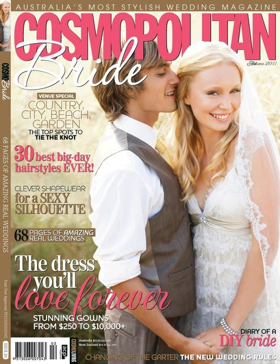 Cosmopolitan Bride Magazine Subscription (Austalia) - 13 iss/yr