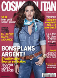 Cosmopolitan Magazine Subscription (France) - 12 iss/yr