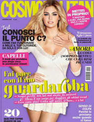 Cosmopolitan Magazine Subscription (Italy) - 12 iss/yr