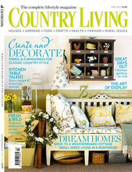 Country Living Magazine Subscription (UK) - 12 iss/yr