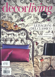 Decor Living Magazine Subscription (Italy) - 4 iss/yr