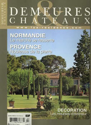 Demeures & Chateaux Magazine Subscription (France) - 6 iss/yr