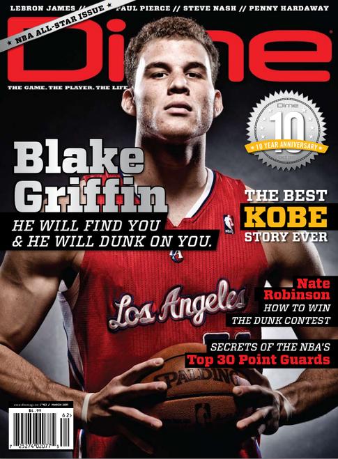 Dime Magazine Subscription (US) - 9 iss/yr