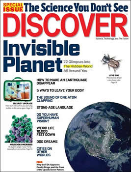 Discover Magazine Subscription (US) - 12 iss/yr