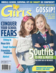 Discovery Girls Magazine Subscription (US) - 6 iss/yr