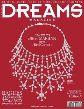 Dreams Magazine Subscription (France) - 4 iss/yr