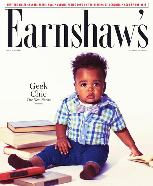 Earnshaws Magazine Subscription (US) - 12 iss/yr