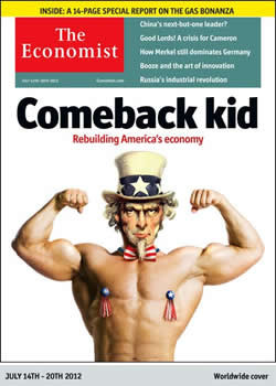 Economist Magazine Subscription (US) - 51 iss/yr