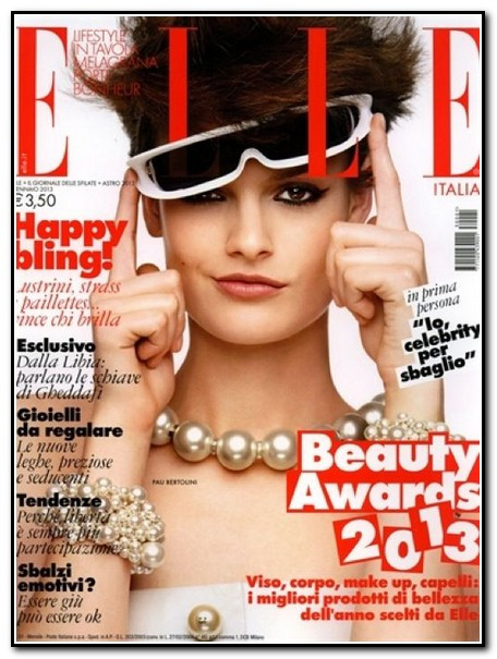 Elle Magazine Subscription (Italy) - 12 iss/yr