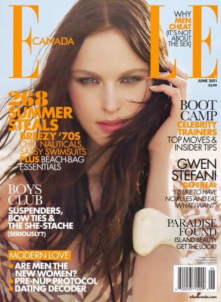 Elle Magazine Subscription (Canada) - 12 iss/yr