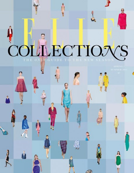 Elle Collections Magazine Subscription (UK) - 2 iss/yr