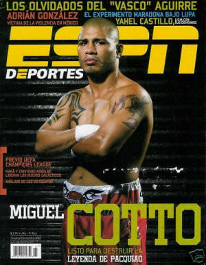ESPN Deportes Magazine Subscription (US) - 11 iss/yr