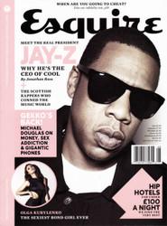 Esquire Magazine Subscription (UK) - 12 iss/yr
