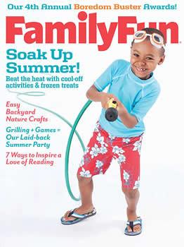 Family Fun Magazine Subscription (US) - 10 iss/yr