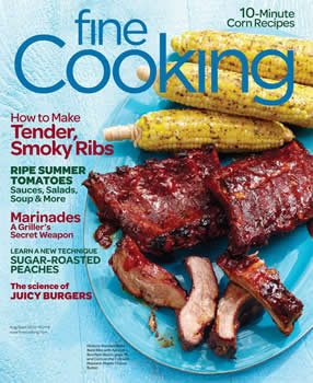 Fine Cooking Magazine Subscription (US) - 6 iss/yr