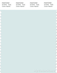 PANTONE SMART 11-4604X Color Swatch Card, Billowing Sail
