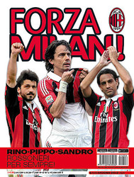 Forza Milan Magazine Subscription (Italy) - 12 iss/yr