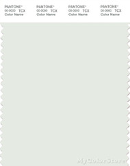 PANTONE SMART 11-4802X Color Swatch Card, Summer Shower