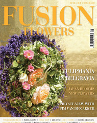 Fusion Flowers Magazine Subscription (UK) - 6 iss/yr