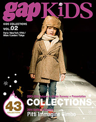 Gap Collections Kids Magazine Subscription (Japan) - 2 iss/yr