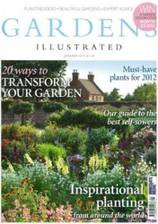 Gardens Illustrated Magazine Subscription (UK) - 12 iss/yr
