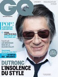 GQ Magazine Subscription (French) - 12 iss/yr