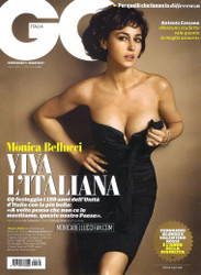 GQ Magazine Subscription (Italy) - 12 iss/yr