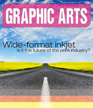 Graphic Arts Monthly Magazine Subscription (US) - 12 iss/yr