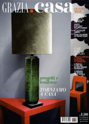Grazia Casa Magazine Subscription (Italy) - 12 iss/yr