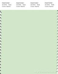 PANTONE SMART 12-0109X Color Swatch Card, Ambrosia