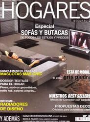 Hogares (Decoracion) Magazine Subscription (Spain) - 12 iss/yr