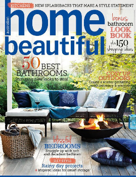 home beautiful magazine subscription australia 12 iss yr