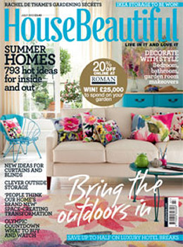 house beautiful magazine subscription uk 12 iss yr