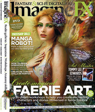 Imagine Fx Magazine Subscription (UK) - 13 iss/yr