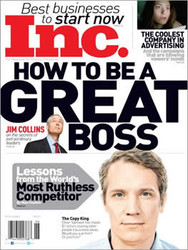Inc Magazine Subscription (US) - 10 iss/yr