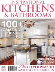 Inspirational Kitchen & Bathroom Magazine Subscription (Australia) - 4 iss/yr