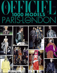 L Officiel 1000 Models Ready To Wear Magazine Subscription (France) - 4 iss/yr