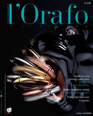 L Orafo Italiano Magazine Subscription (Italy) - 9 iss/yr