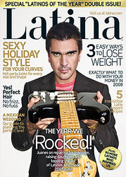 Latina Magazine Subscription (US) - 11 iss/yr