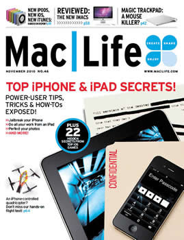 Mac Life Non Disk Version Magazine Subscription (US) - 12 iss/yr