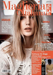 Maglieria Italiana Magazine Subscription (Italy) - 6 iss/yr