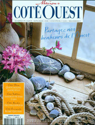 Maisons Cote Ouest Magazine Subscription (France) - 6 iss/yr